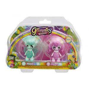 Giochi Preziosi Glimmies Rainbow Friends Flora / Mousy