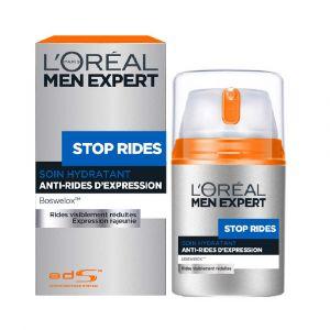 L'Oréal Men Expert Stop Rides - Soin hydratant anti-rides