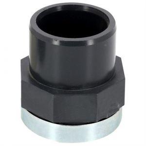 Embout taraudé PVC pression mixte renforcé MF-F Ø40/32-11/4 - Catégorie Raccord PVC pression