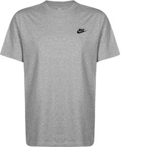 Nike Tee-shirt Sportswear Club pour Homme - Gris - Taille M - Homme