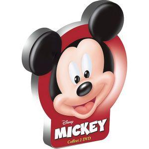 Coffret Tête de Mickey - Coquin de Printemps + Tout le monde aime Mickey