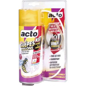 Acto KIT SPECIAL NID GUEPES FRELONS (Vendu par 1) - COMPAGNIE GENERALE INSECTICIDE