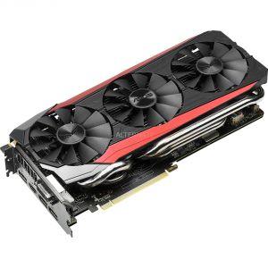 Asus STRIX-GTX980TI-DC3-6GD5-GAMING - Carte graphique GF GTX 980 Ti 6 Go GDDR5 PCI Express 3.0 x16