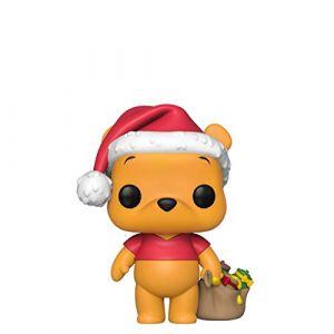 Funko Pop Figurine en Vinyle Disney: Holiday-Winnie The Pooh Collection, 43328, Multicolore