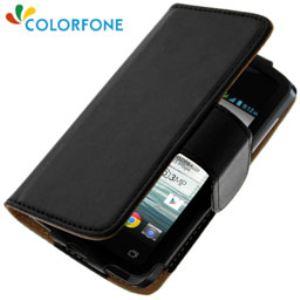 Mobilostore L04ACZ3N - Étui portfolio pour Acer Liquid Z3