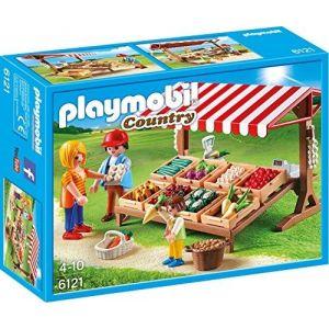 Image de Playmobil 6121 Country - Marché aux légumes