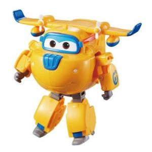 Auldey Super Wings : avion transformable : Donnie