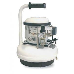 Mecafer 425514 - Compresseur silencieux 40 dB(A) cuve 6 litres 0.3CV