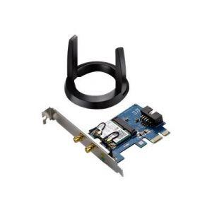Asus PCE-AC55BT - Adaptateur réseau PCIe faible encombrement 802.11, Bluetooth 4.0