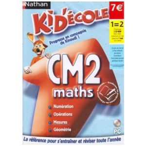 Kid'école CM2 : Maths 2008 [Windows]