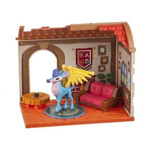 Jazwares Animal Jam - Petite maison avec cerf ailé