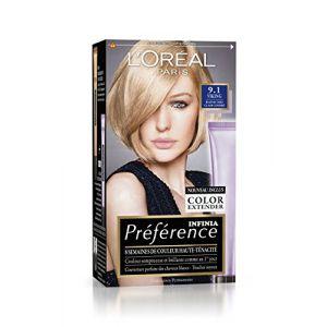L'Oréal Préférence Infinia Blondes Z/9.1 Viking - Blond Très Clair Cendré