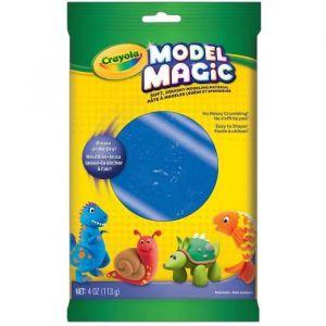 Crayola Model Magic Sachet individuel bleu 113 g