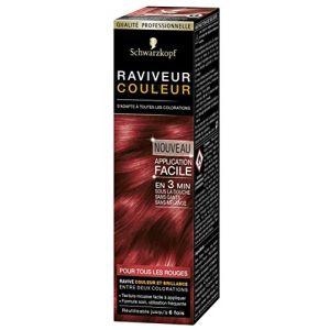 Schwarzkopf Raviveur couleur rouge