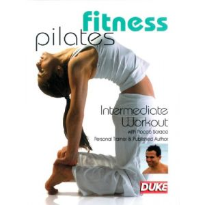 Fitness Pilates Intermediate Workout [Import] [DVD]