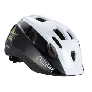 "BBB cycling Casque vélo S ""Boogy"" BHE-37 - Police"