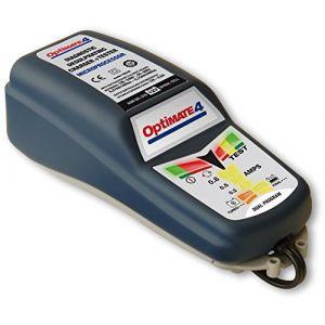 TecMate Chargeur de batterie Optimate 4 CAN-BUS BMW 12v 1A TM-350