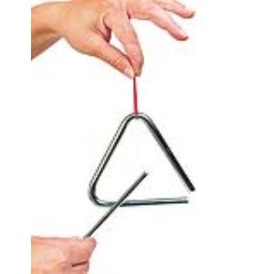 Goki UC 004 - Triangle 10 cm