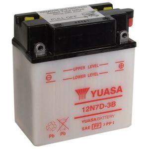 Yuasa Batterie Moto 12N7D-3B