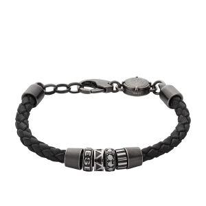 Diesel Bracelet Homme Etnik Noir
