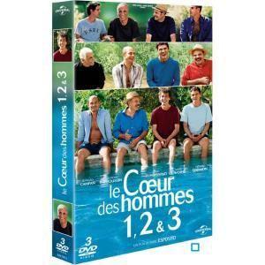 Le Coeur des Hommes - Coffret intégral 3 films