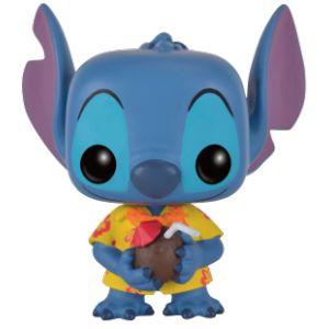 Funko Figurine Pop! Lilo & Stitch : Aloha Stitch