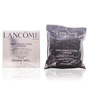 Lancôme Teint Idole Ultra Cushion 01 Pure Porcelaine - Recharge poudre compacte longue tenue et haute couvrance