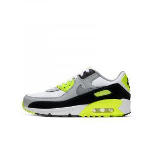 Nike Chaussure Air Max 90 LTR pour Enfant plus âgé - Blanc - Taille 36 - Unisex
