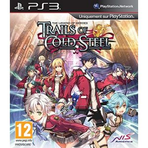 Legend Heroes : Trails of Cold Steel [PS3]