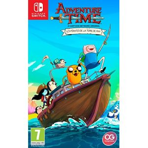 Adventure Time : Les Pirates de la Terre de Ooo [Switch]