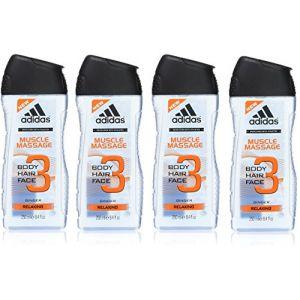 Adidas Gel Douche 3 en 1 Muscle Massage 250 ml