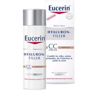 Eucerin Hyaluron-Filler - CC crème medium