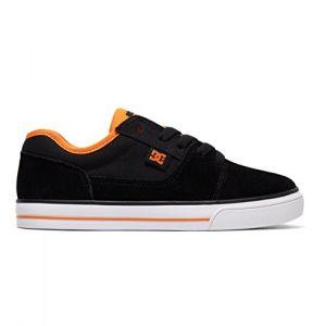 DC Shoes Tonik - Baskets - Garçon Enfant - EU 39 - Noir