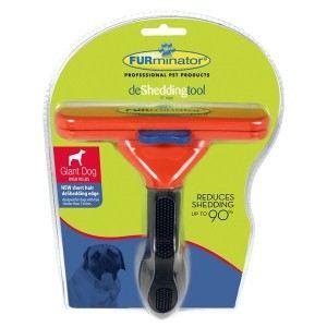 FURminator Brosse pour chiens à poils courts