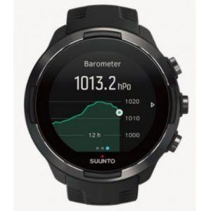 Suunto GPS 9 G1 Black - Montre sport