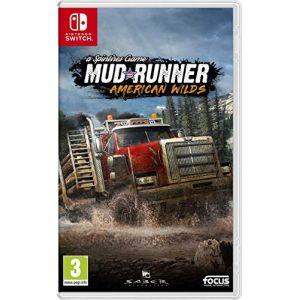 Spintires: MudRunner - American Wilds Edition [Switch]
