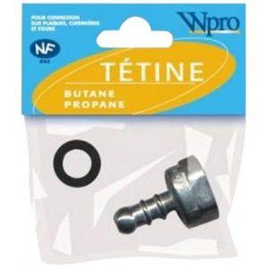 Wpro TPB 001 - Tétine gaz butane pour appareil de cuisson