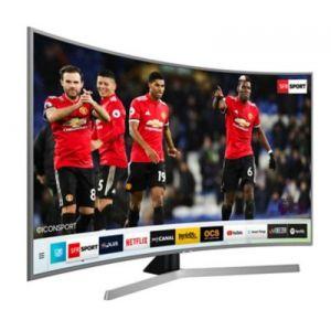 Samsung UE65NU7655 - Téléviseur LED 165 cm 4K UHD incurvé