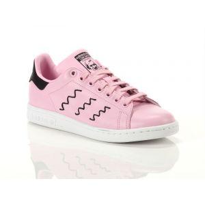 Adidas Stan Smith W Lo Sneaker rose noir blanc rose noir blanc 36,0 EU