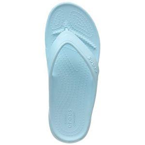 Crocs Classic Flip Kids, Tongs Mixte Enfant, Bleu (Ice Blue 4o9) 24/25 EU