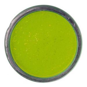 Berkley Powerbait Pâte appât biodégradable pour truites Chartreuse Twin Pack 50 g