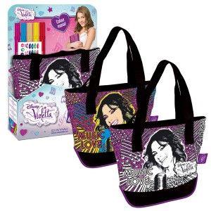 Starpak Sac à bandoulière Violetta à colorier