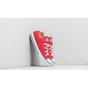 Converse Chuck Taylor All Star toile Enfant-28-Rouge