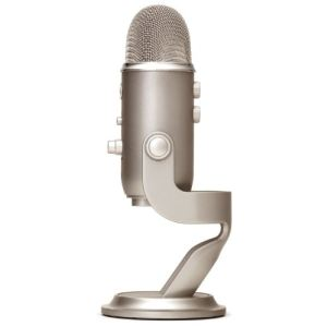 Blue microphones Yeti - Microphone USB sur pied