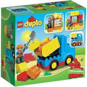 Duplo 10529 - Ville : Le camion de chantier