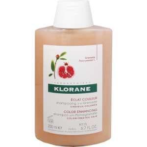 Klorane Eclat Couleur - Shampooing à la Grenade