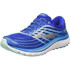 Brooks Glycerin 15, Chaussures de Running Femme, Bleu (Bluemintsilver 1b484), 36 EU