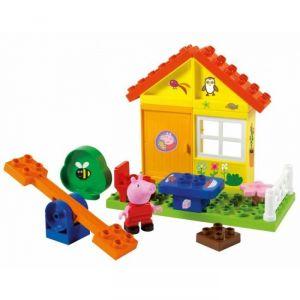 Big Peppa Pig - Le cabanon de jardin Play Bloxx