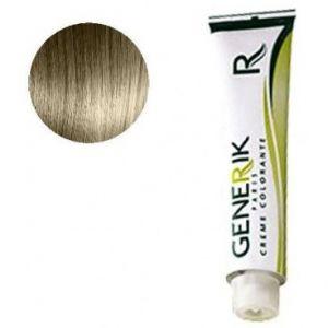 Generik n°7.1 Blond cendré - Crème colorante sans ammoniaque