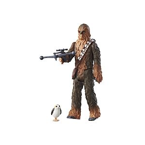 Hasbro Star Wars Episode VIII - Figurine 10 cm Héros 2 - Chewbacca (C1536)
